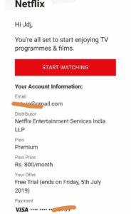 Free Netflix Subscription | WebFree4u